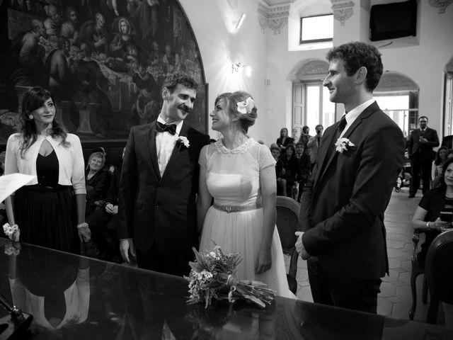 Il matrimonio di Luca e Simona a Francavilla Fontana, Brindisi 27