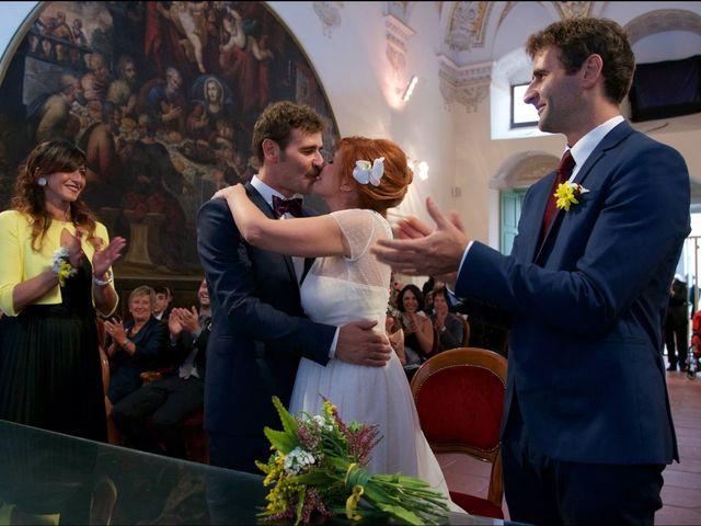 Il matrimonio di Luca e Simona a Francavilla Fontana, Brindisi 31