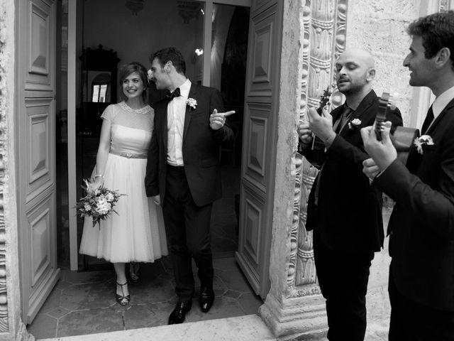Il matrimonio di Luca e Simona a Francavilla Fontana, Brindisi 35