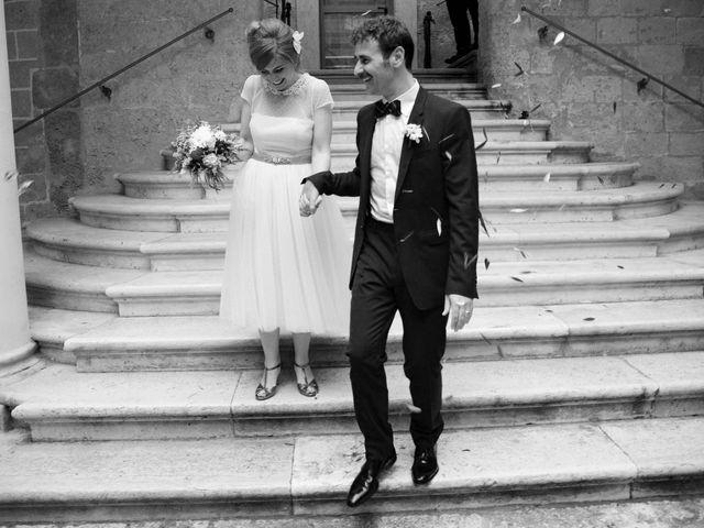 Il matrimonio di Luca e Simona a Francavilla Fontana, Brindisi 36