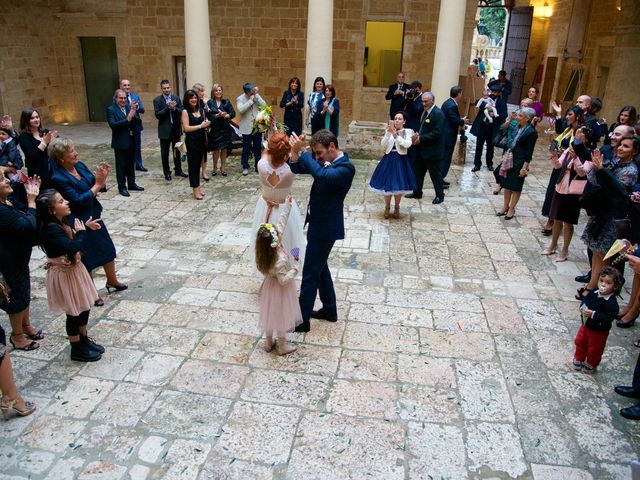 Il matrimonio di Luca e Simona a Francavilla Fontana, Brindisi 37