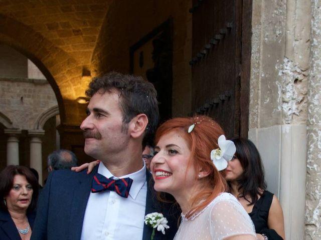 Il matrimonio di Luca e Simona a Francavilla Fontana, Brindisi 39