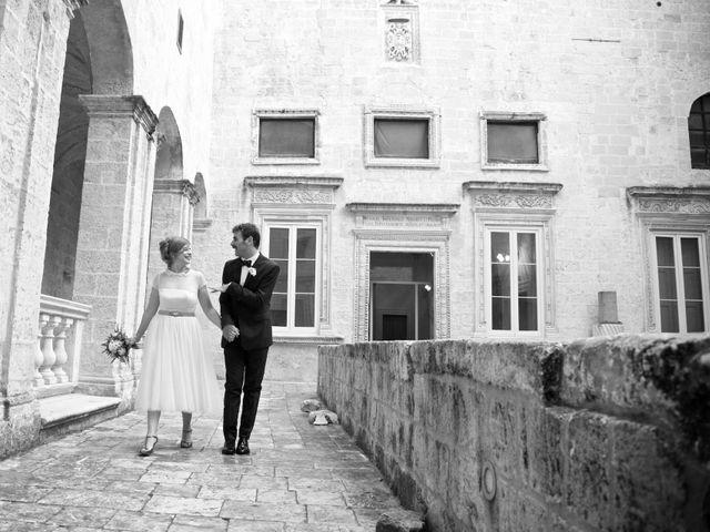 Il matrimonio di Luca e Simona a Francavilla Fontana, Brindisi 40