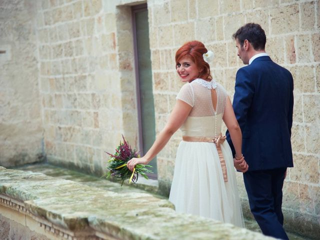 Il matrimonio di Luca e Simona a Francavilla Fontana, Brindisi 43