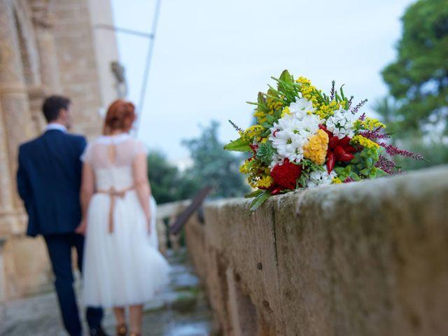 Il matrimonio di Luca e Simona a Francavilla Fontana, Brindisi 1