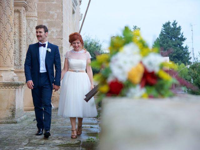 Il matrimonio di Luca e Simona a Francavilla Fontana, Brindisi 46