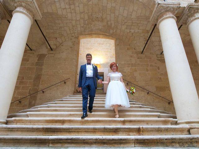 Il matrimonio di Luca e Simona a Francavilla Fontana, Brindisi 47