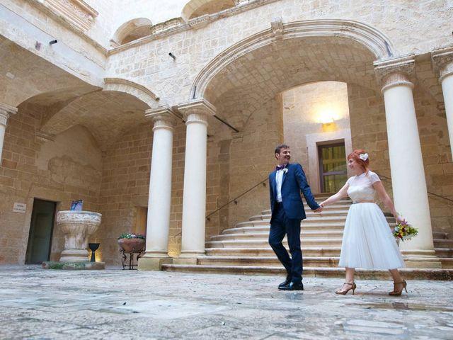 Il matrimonio di Luca e Simona a Francavilla Fontana, Brindisi 48