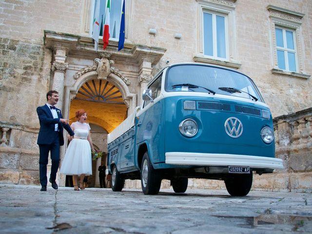 Il matrimonio di Luca e Simona a Francavilla Fontana, Brindisi 49