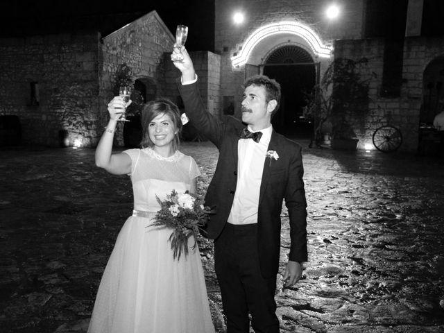 Il matrimonio di Luca e Simona a Francavilla Fontana, Brindisi 53