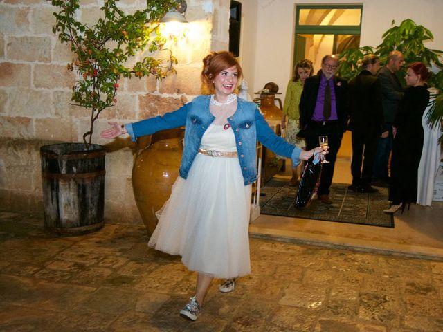 Il matrimonio di Luca e Simona a Francavilla Fontana, Brindisi 55