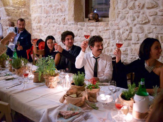 Il matrimonio di Luca e Simona a Francavilla Fontana, Brindisi 70