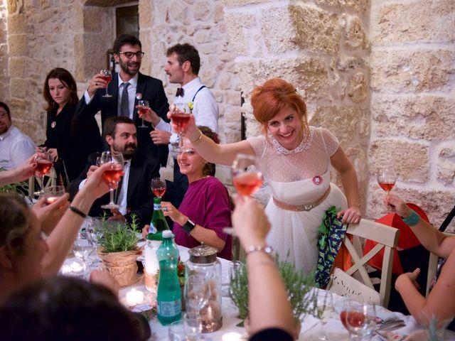 Il matrimonio di Luca e Simona a Francavilla Fontana, Brindisi 72