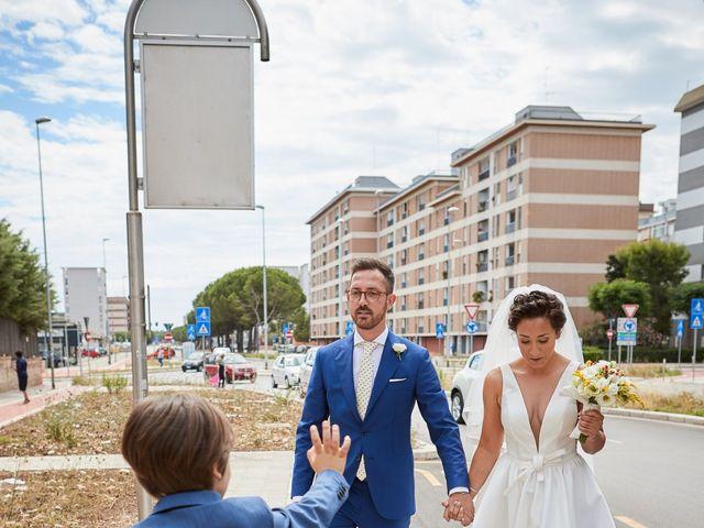 Il matrimonio di Giuseppe e Stefania a Bari, Bari 16