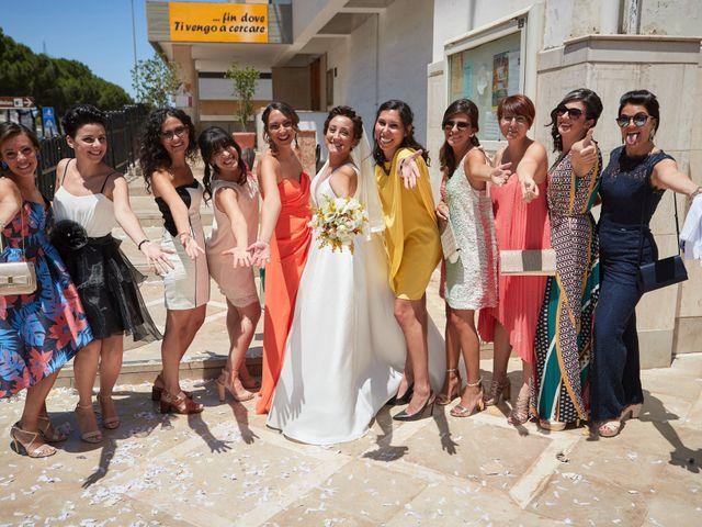 Il matrimonio di Giuseppe e Stefania a Bari, Bari 32