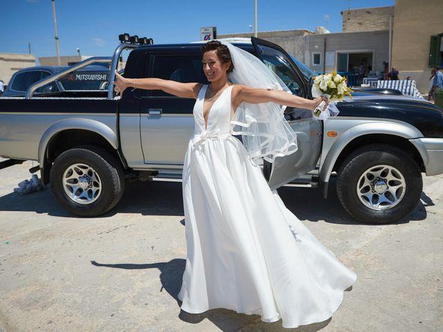 Il matrimonio di Giuseppe e Stefania a Bari, Bari 36