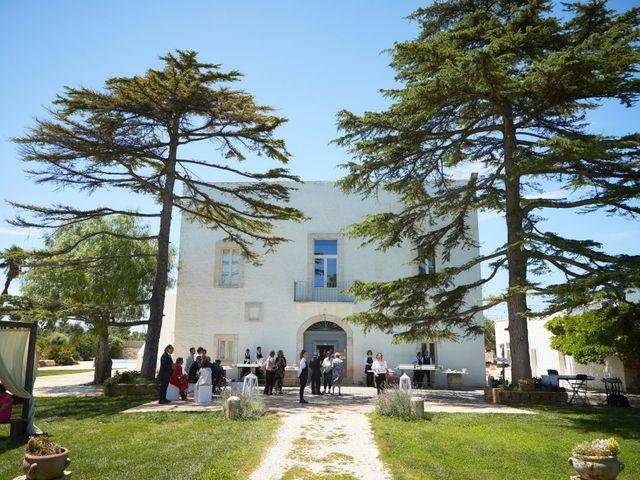 Il matrimonio di Giuseppe e Stefania a Bari, Bari 43