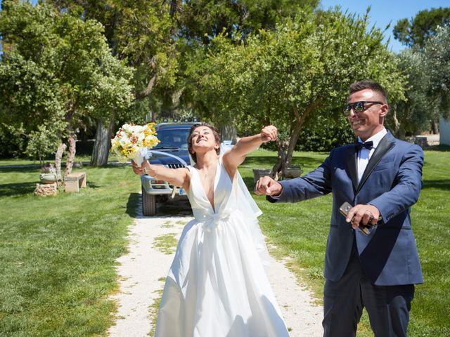Il matrimonio di Giuseppe e Stefania a Bari, Bari 49