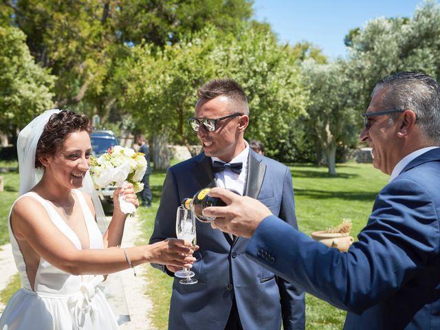 Il matrimonio di Giuseppe e Stefania a Bari, Bari 50