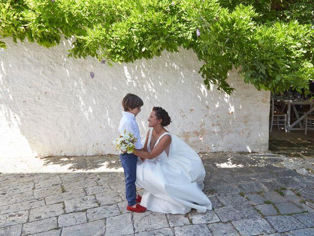 Il matrimonio di Giuseppe e Stefania a Bari, Bari 52