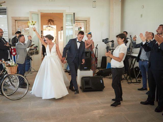 Il matrimonio di Giuseppe e Stefania a Bari, Bari 63