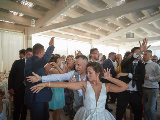 Il matrimonio di Giuseppe e Stefania a Bari, Bari 79