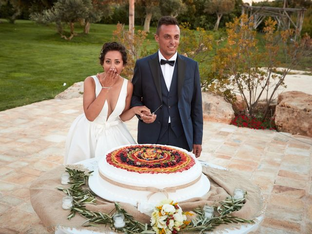Il matrimonio di Giuseppe e Stefania a Bari, Bari 121