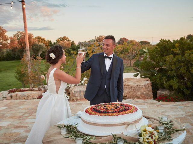 Il matrimonio di Giuseppe e Stefania a Bari, Bari 124