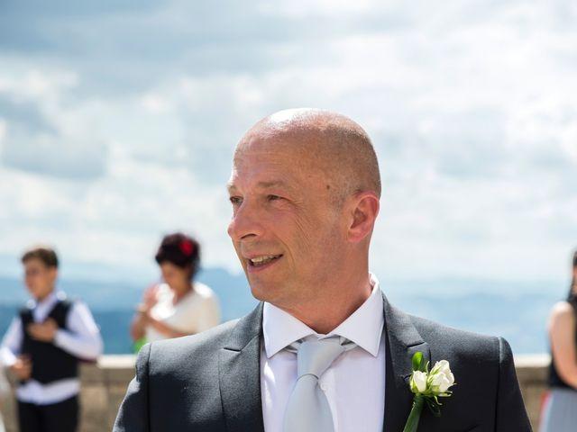 Il matrimonio di Giorgio e Elisa a San Marino, San Marino 14