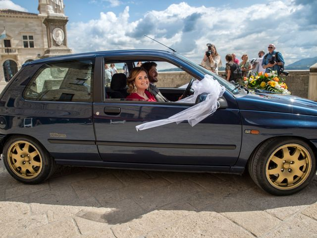 Il matrimonio di Giorgio e Elisa a San Marino, San Marino 15