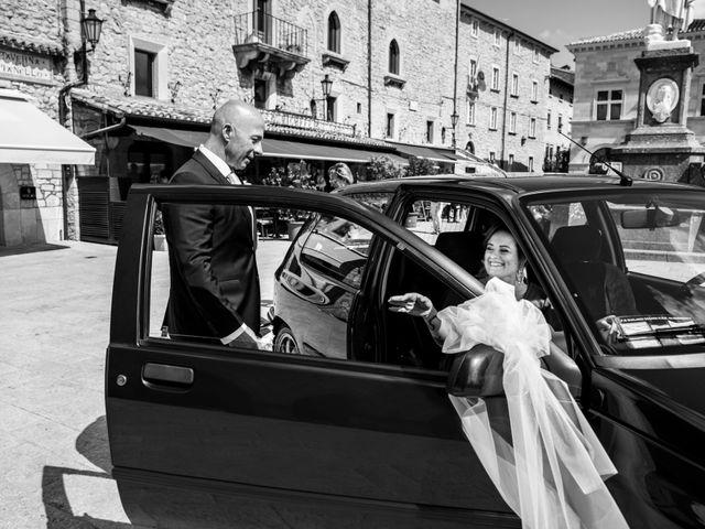 Il matrimonio di Giorgio e Elisa a San Marino, San Marino 16