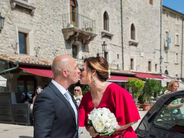 Il matrimonio di Giorgio e Elisa a San Marino, San Marino 17