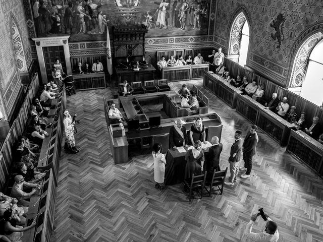 Il matrimonio di Giorgio e Elisa a San Marino, San Marino 19