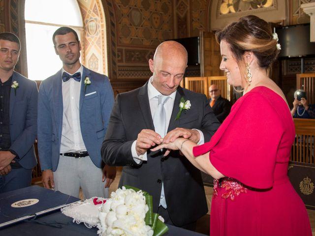 Il matrimonio di Giorgio e Elisa a San Marino, San Marino 20