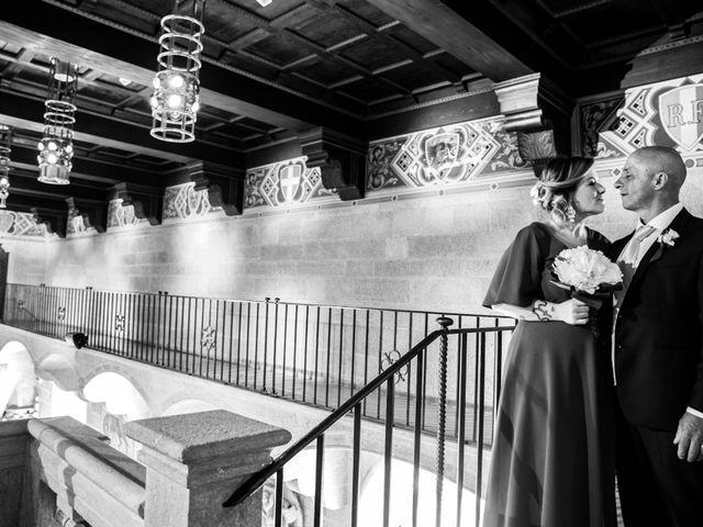 Il matrimonio di Giorgio e Elisa a San Marino, San Marino 23