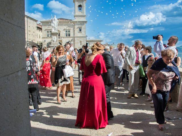 Il matrimonio di Giorgio e Elisa a San Marino, San Marino 27
