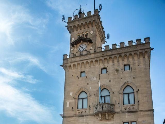 Il matrimonio di Giorgio e Elisa a San Marino, San Marino 28
