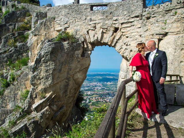 Il matrimonio di Giorgio e Elisa a San Marino, San Marino 29