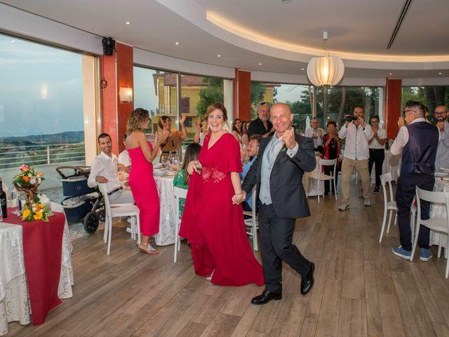 Il matrimonio di Giorgio e Elisa a San Marino, San Marino 36