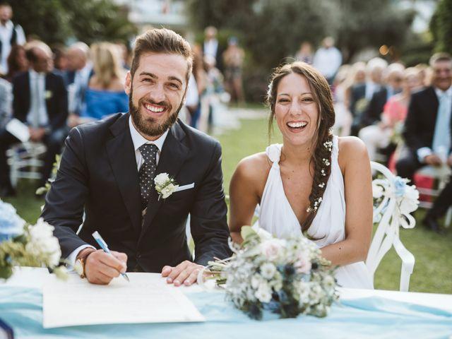Le nozze di Gaia e Alessandro