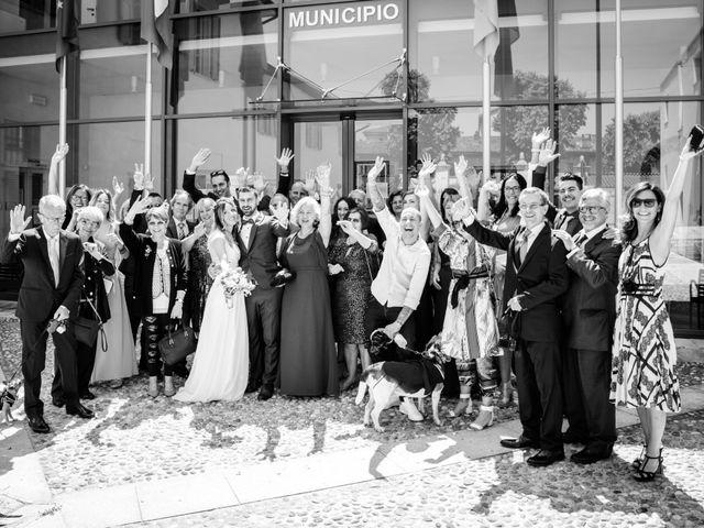 Il matrimonio di Alessandro e Lorena a Pantigliate, Milano 19
