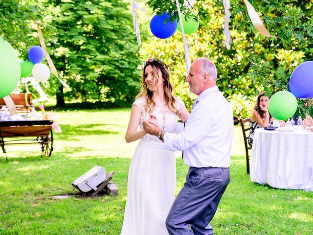 Il matrimonio di Alessandro e Lorena a Pantigliate, Milano 23