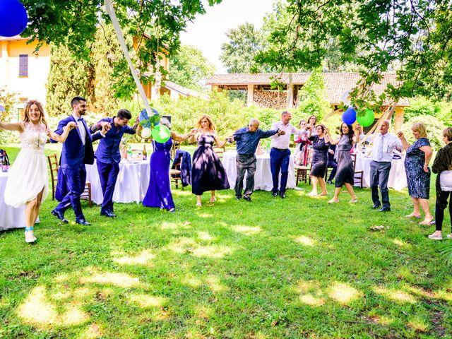 Il matrimonio di Alessandro e Lorena a Pantigliate, Milano 26