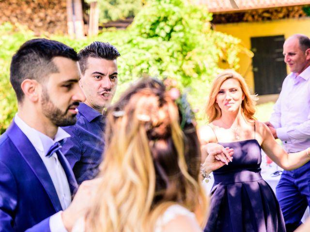 Il matrimonio di Alessandro e Lorena a Pantigliate, Milano 28