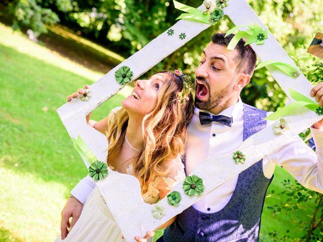 Il matrimonio di Alessandro e Lorena a Pantigliate, Milano 34
