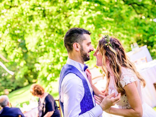Il matrimonio di Alessandro e Lorena a Pantigliate, Milano 1