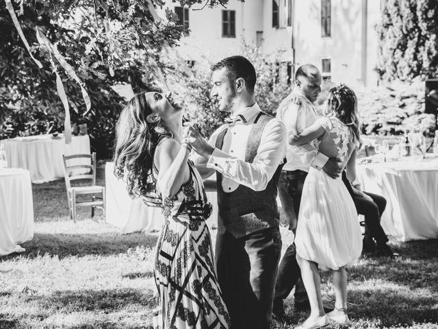 Il matrimonio di Alessandro e Lorena a Pantigliate, Milano 49