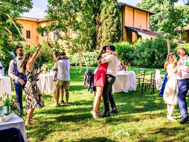Il matrimonio di Alessandro e Lorena a Pantigliate, Milano 50