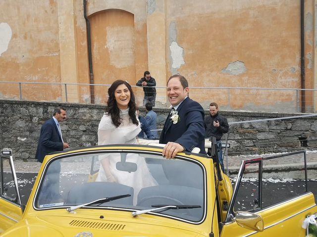 Il matrimonio di Francesco e Piera a Ceto, Brescia 5