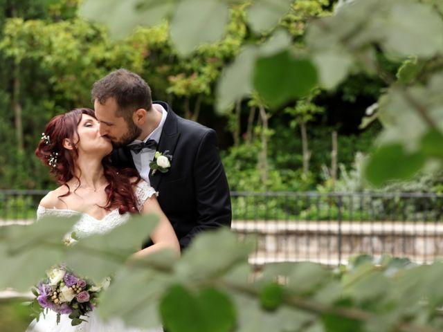 Le nozze di Angela e Fulvio